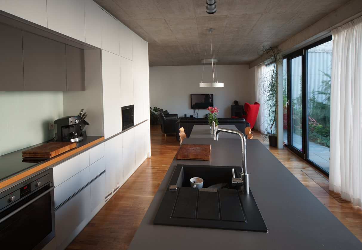 nízkoenergetický dům nový lískovec