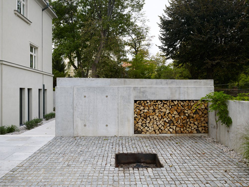 Rekonstrukce vily v Bubenči
